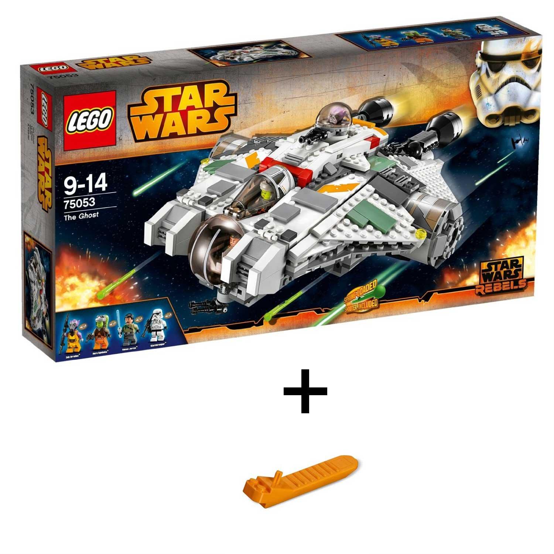 レゴ スターウォーズ ゴースト 75053 + レゴ 630 ブロックはずし(プレゼントし) [並行輸入品]   B018LD0U4I