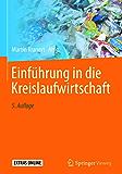 Einführung in die Kreislaufwirtschaft: Planung -- Recht -- Verfahren