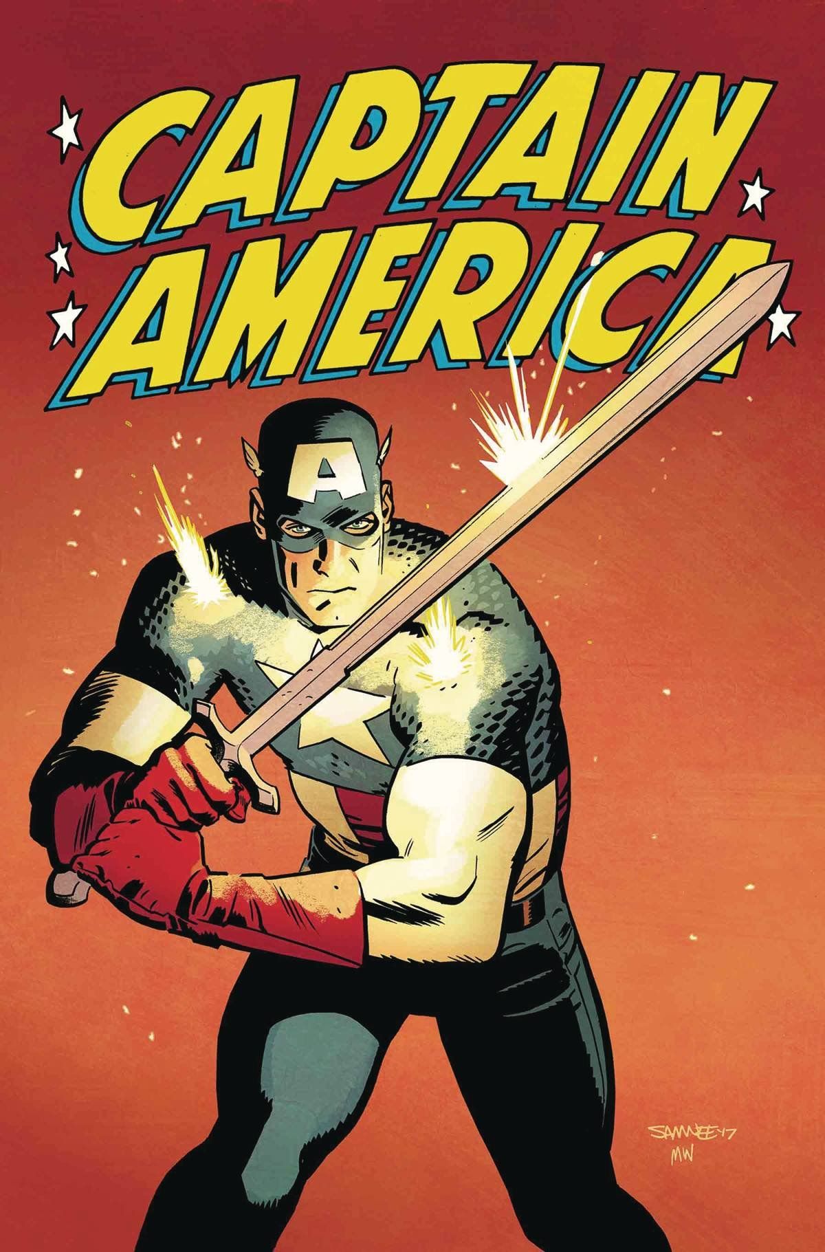Download CAPTAIN AMERICA #696 LEGACY COVER A Release date 12/6/17 PDF