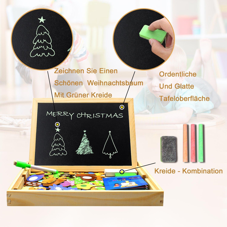 Lactancia Cool Madera Puzzle Magnético de madera de juguete ...
