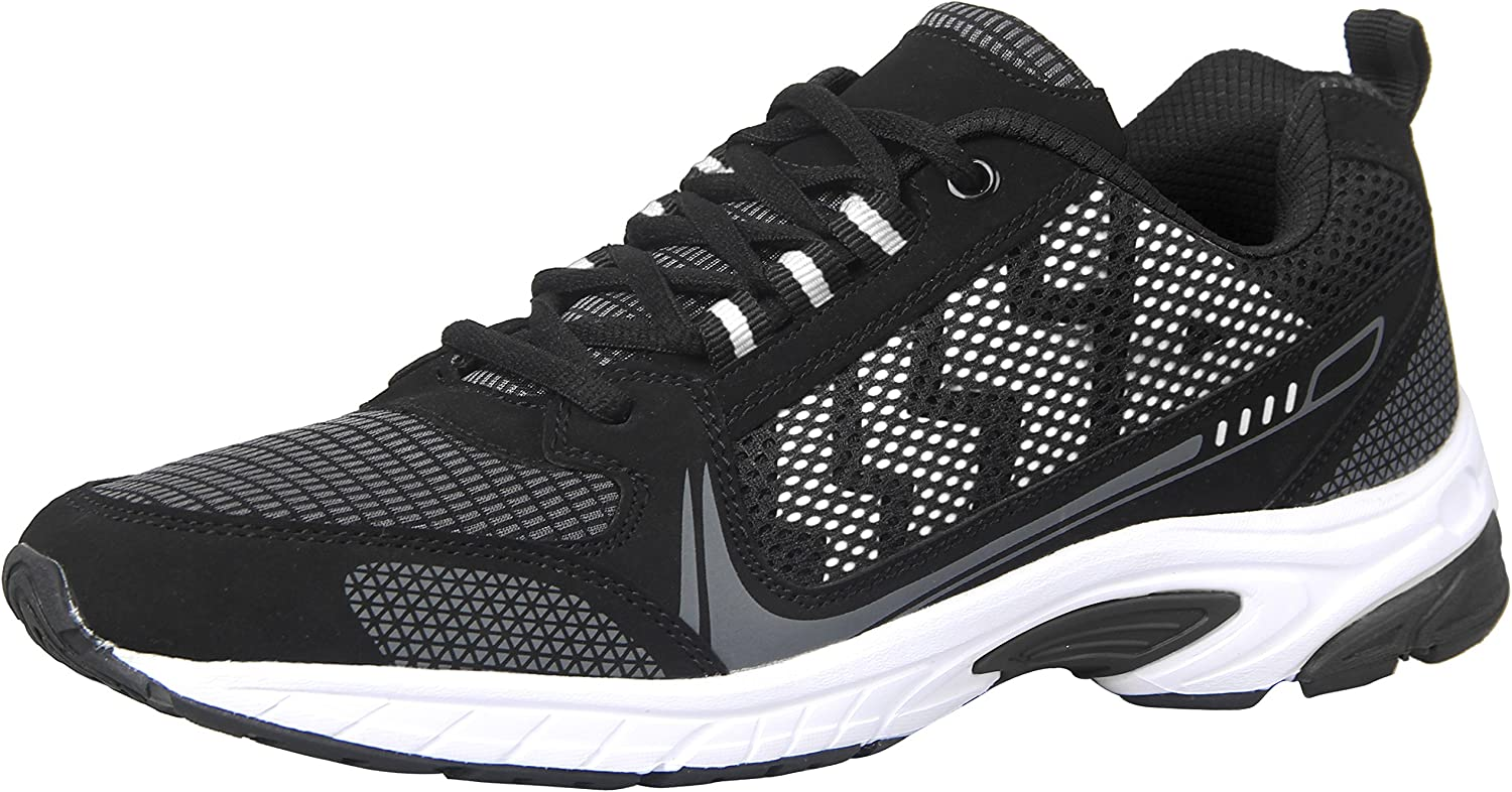 iloveSIA Men s Comfortable Easy-Go Running Shoe