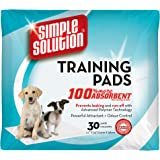 Simple Solution Dog Training Pads - 30 Pack
