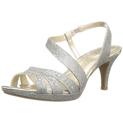 Bandolino Women's Kadshe Ankle-High Fabric Sandal | Sandals
