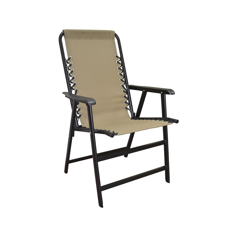 Amazon.com : Caravan Sports Suspension Folding Chair, Blue : Patio, Lawn &  Garden - Amazon.com : Caravan Sports Suspension Folding Chair, Blue : Patio