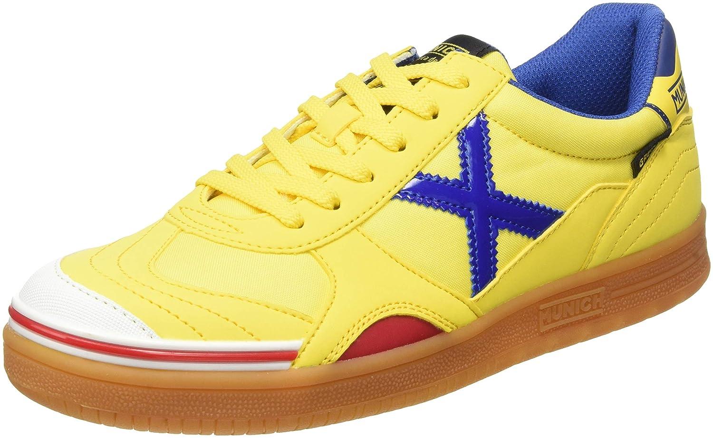Jaune (jaune 04) Munich Gresca 04, Chaussures de Fitness Mixte Adulte 40 EU