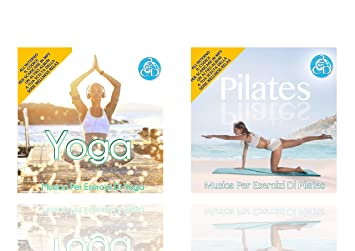 Special Offer 2 Double CDs Yoga & Pilates Music for ...