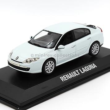 Amazon.com: Norev – 517740 – Renault Laguna Blanc Glacier ...