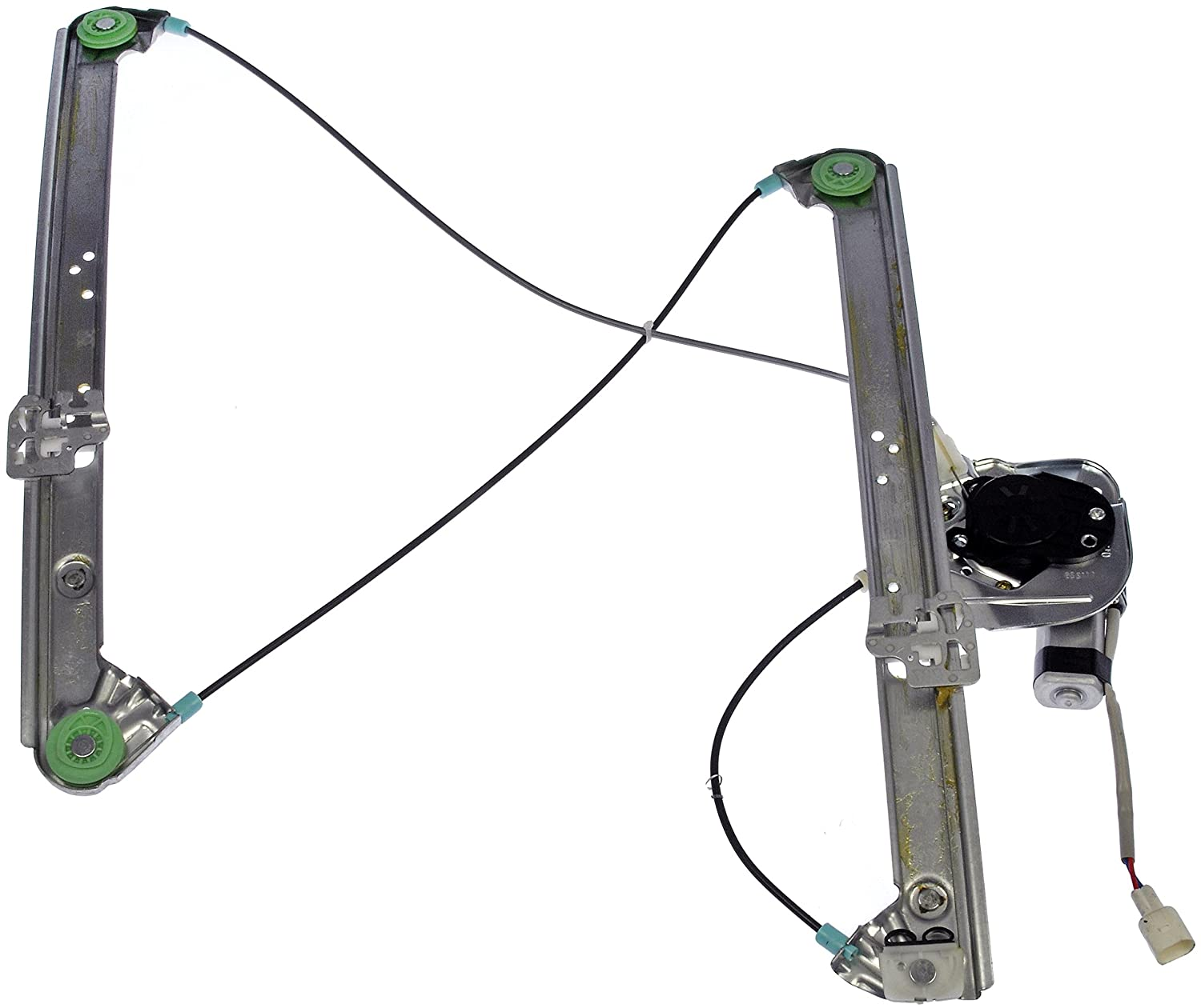 Dorman 741-489 Front Passenger Side Power Window Regulator and Motor Assembly for Select BMW Models