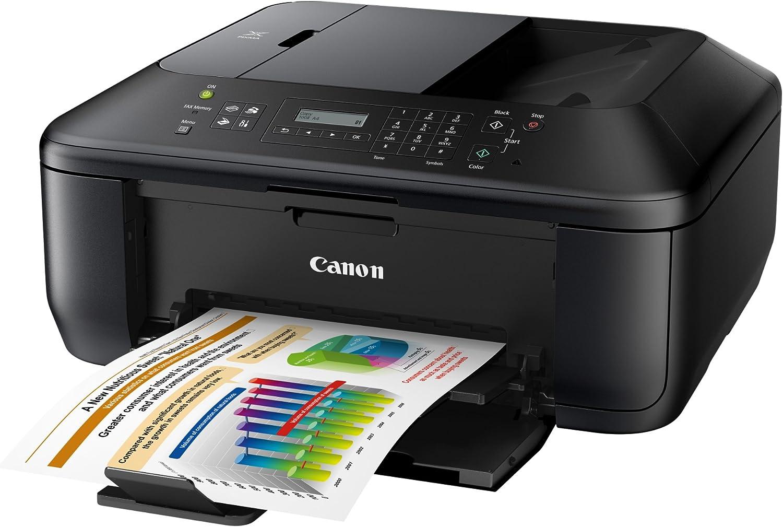 Canon PIXMA MX375 - Impresora multifunción de tintacolor (A4, 8.7 ...
