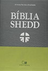 Bíblia Shedd - Capa Duotone Verde