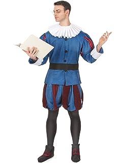Disfraz Cervantes: Amazon.es: Juguetes y juegos