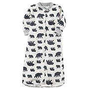 Carter's Unisex Baby Fleece Sleepbag Sleepsuit, Bears, Small 0-3 Months