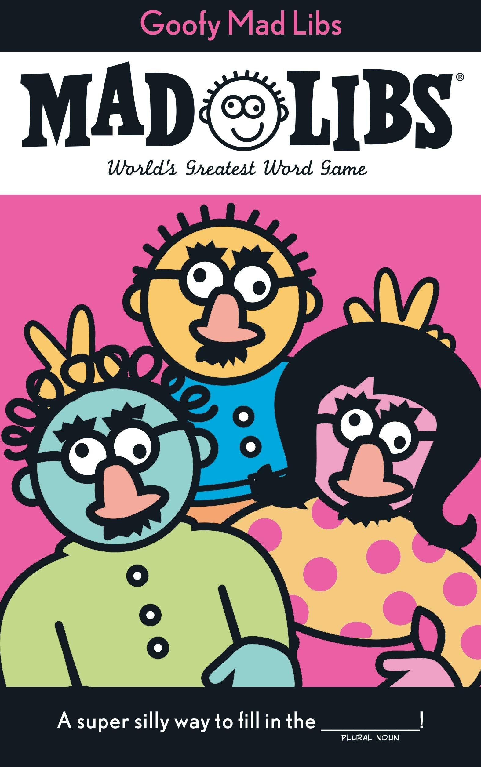 Goofy Mad Libs Price Roger Stern Leonard 9780843100594 Amazon Com Books