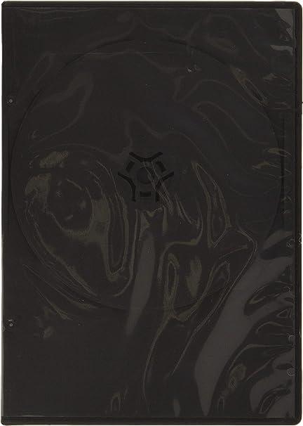 Hama 51181 - Caja Slim para DVD, 10 Unidades, Negro: Amazon.es ...