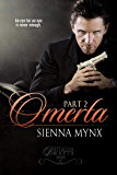 Omerta: Book Two (Battaglia Mafia Series 9)