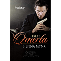 Omerta: Book Two (Battaglia Mafia Series 9)