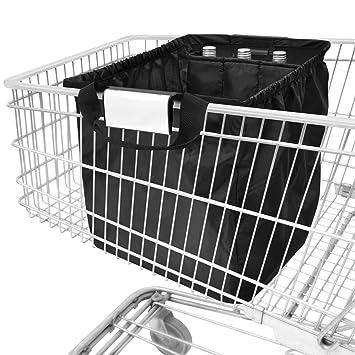 achilles, Bolsa para carro de compras con compartimiento de refrigeración y 3 compartimientos de botellas: Amazon.es: Deportes y aire libre