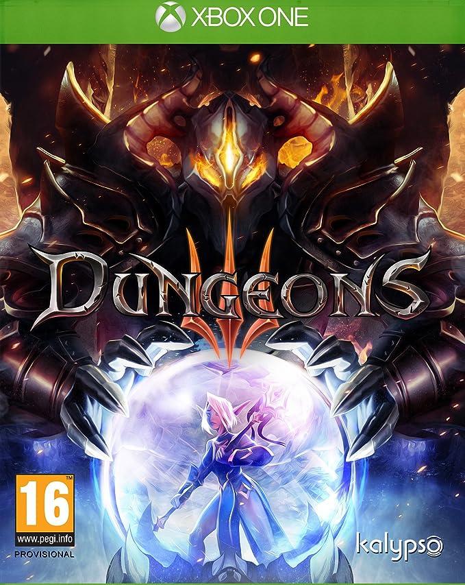 Dungeons 3 - XBOX One: Amazon.es: Videojuegos