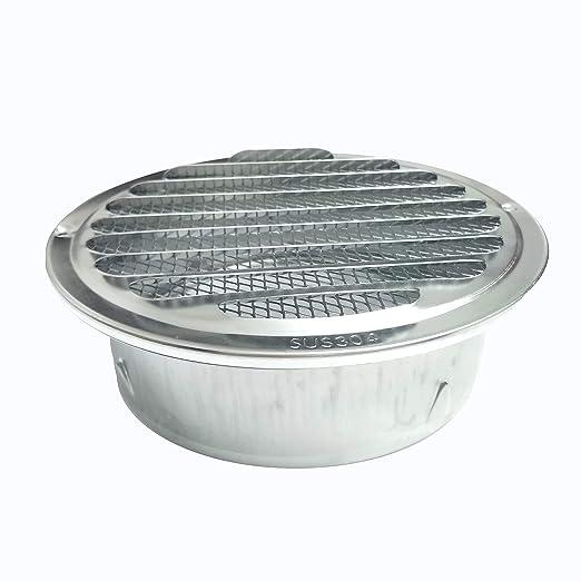Amazon.com: Bewox - Rejilla de ventilación de pared con ...