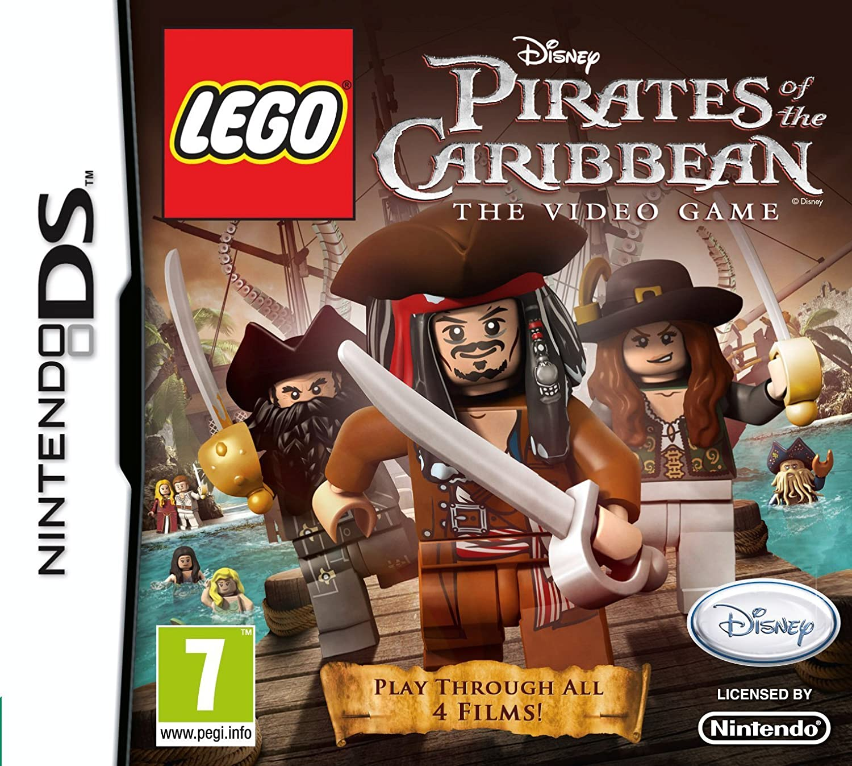 Lego Pirates of the Caribbean (Nintendo DS) [Importación inglesa]: Amazon.es: Videojuegos