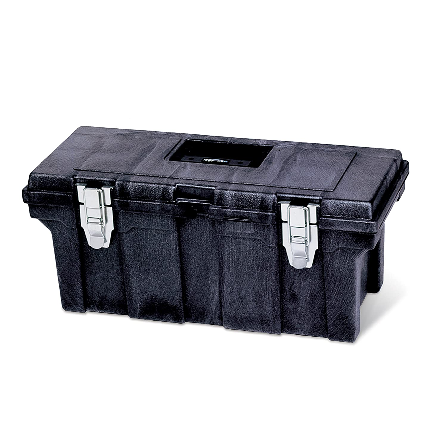 Rubbermaid Commercial Products - Caja de herramientas, color negro ...