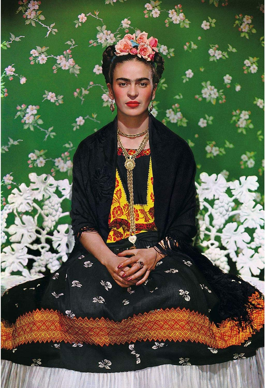 Fabulous Poster Affiche Photo de Star C/él/ébrit/é Frida Artiste Peintre Original 2 30x38cm