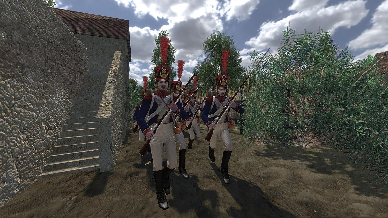 Napoleonic wars только мод скачать