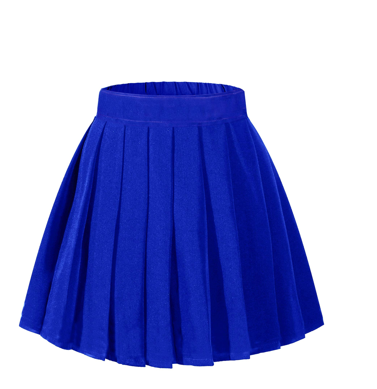 Beautifulfashionlife Girl's Harry Sailor Moon Tsukino Usagi Cosplay Costume Royal Blue,S