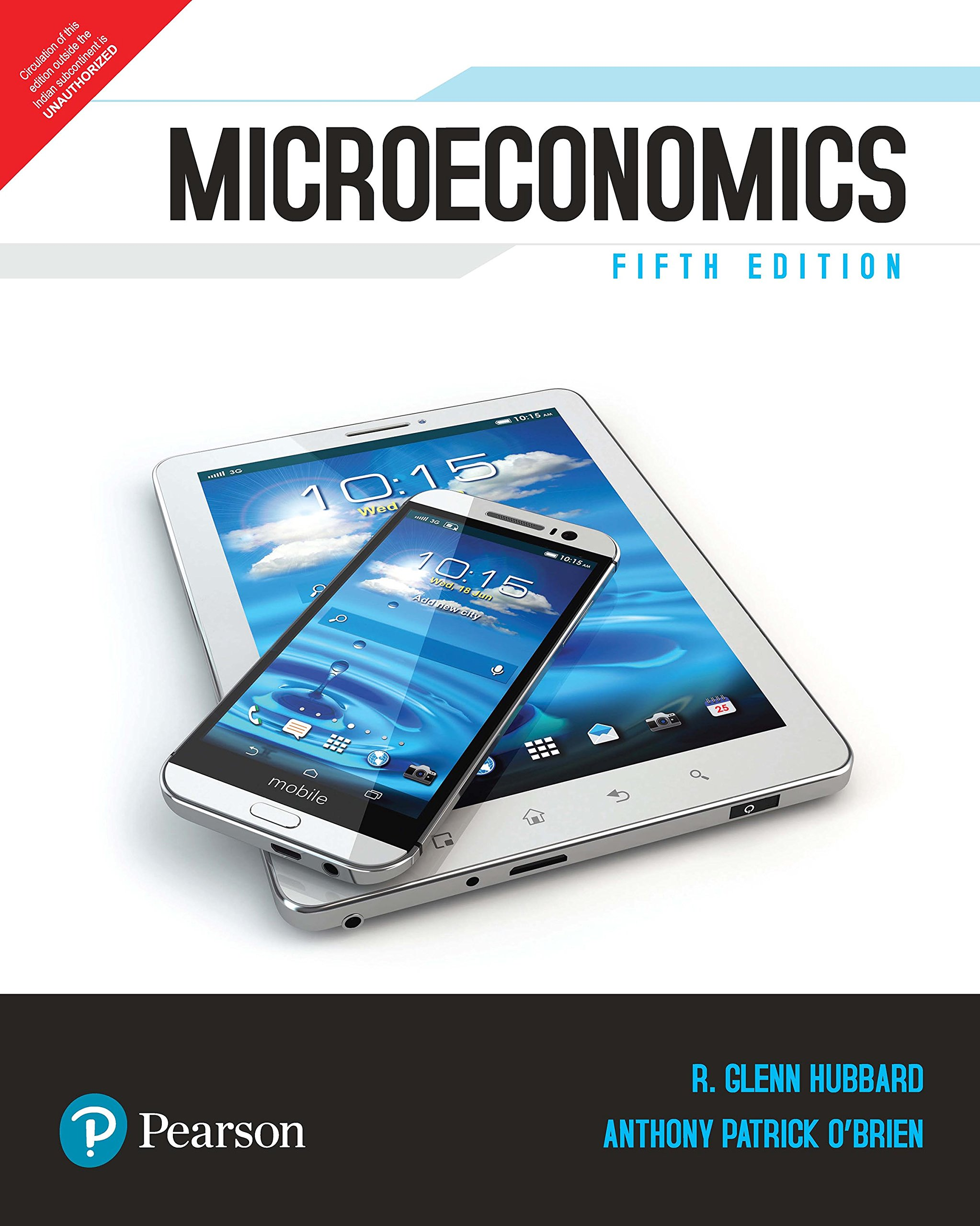 Microeconomics 5th edition hubbard obrien mic 1245454541450 microeconomics 5th edition hubbard obrien mic 1245454541450 amazon books fandeluxe Choice Image