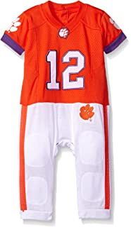 NCAA Boys Infant Football Uniform Pajamas