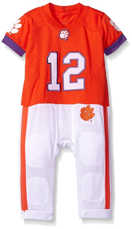 激安特価  NCAA Boys Infant Football B014YABHHQ Uniformパジャマ 3-6 Boys Months オレンジ Months/ホワイト B014YABHHQ, インポート雑貨:05f0d630 --- a0267596.xsph.ru
