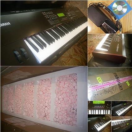 Amazon com: Yamaha S90 ES 88 Key Workstation w PEDAL and