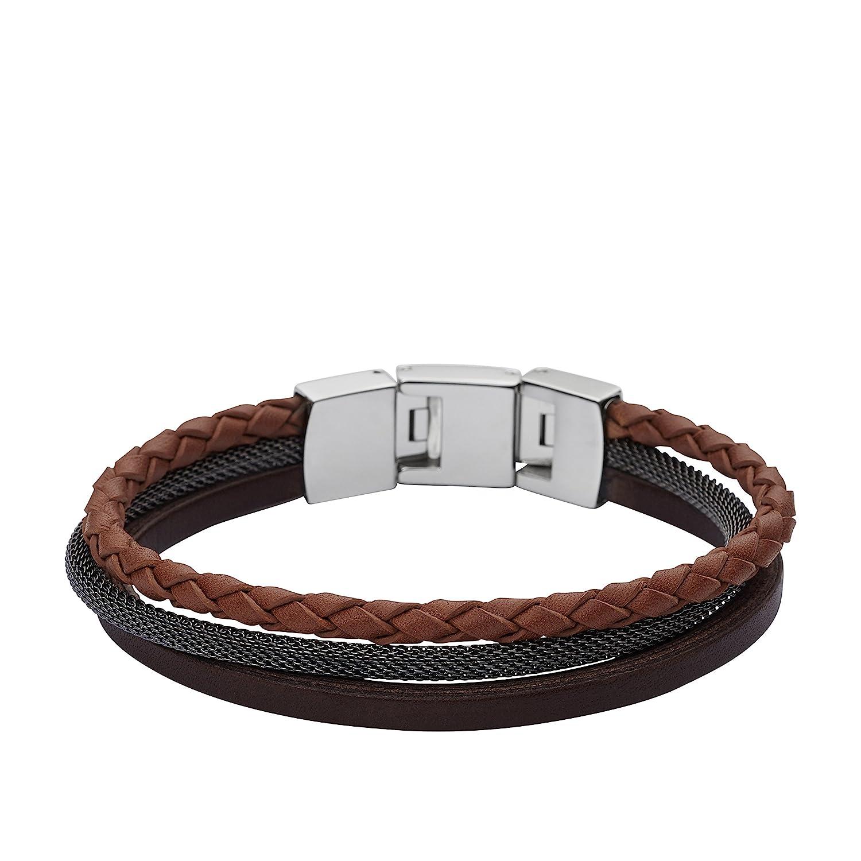 Cuir Fossil Bracelet Casual