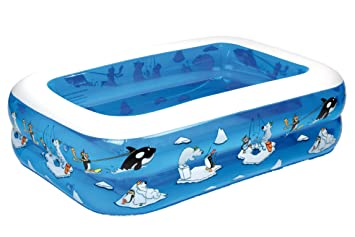 Fridola Wehncke 12450 My First Pool - 4in1 Piscina Hinchable para ...