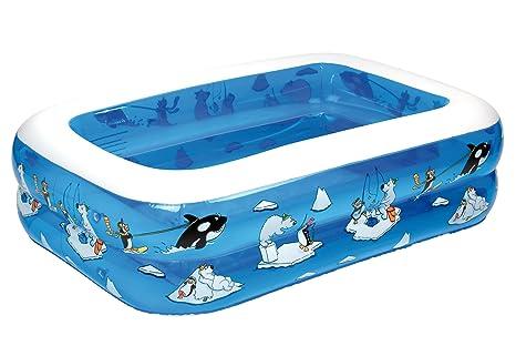 Fridola Wehncke 12450 My First Pool - 4in1 Piscina Hinchable para ...