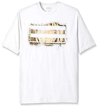 201b7fb1bdc Amazon.com  Sean John Men s Big-Tall Short Sleeve Spray Flag T-Shirt   Clothing