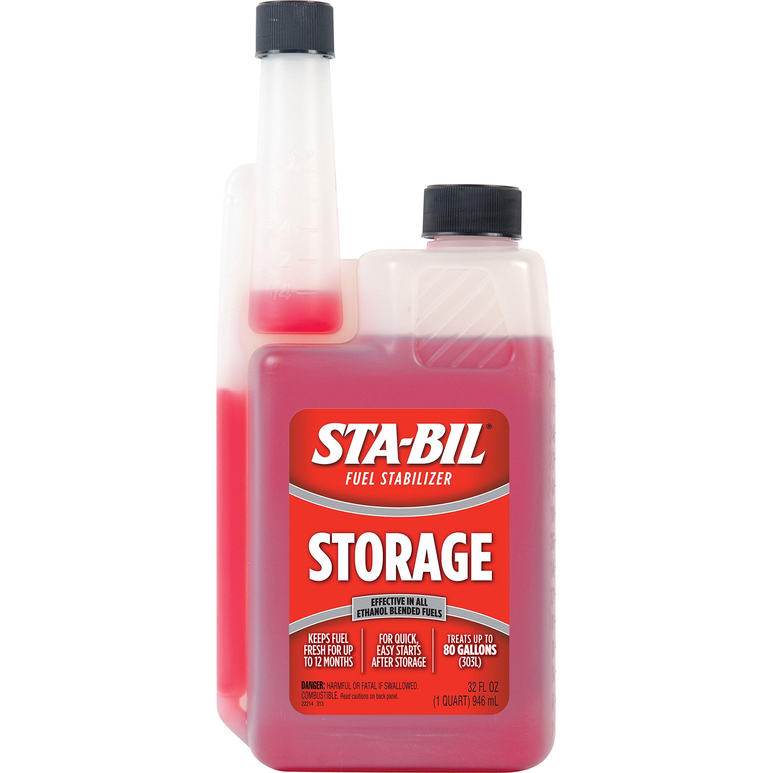 STABIL 22214 Fuel Stabilizer - 32 Fl oz. by STABIL