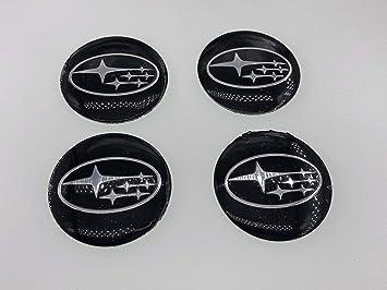 Amazon.com: Pegatinas para el centro de la rueda de la marca ...