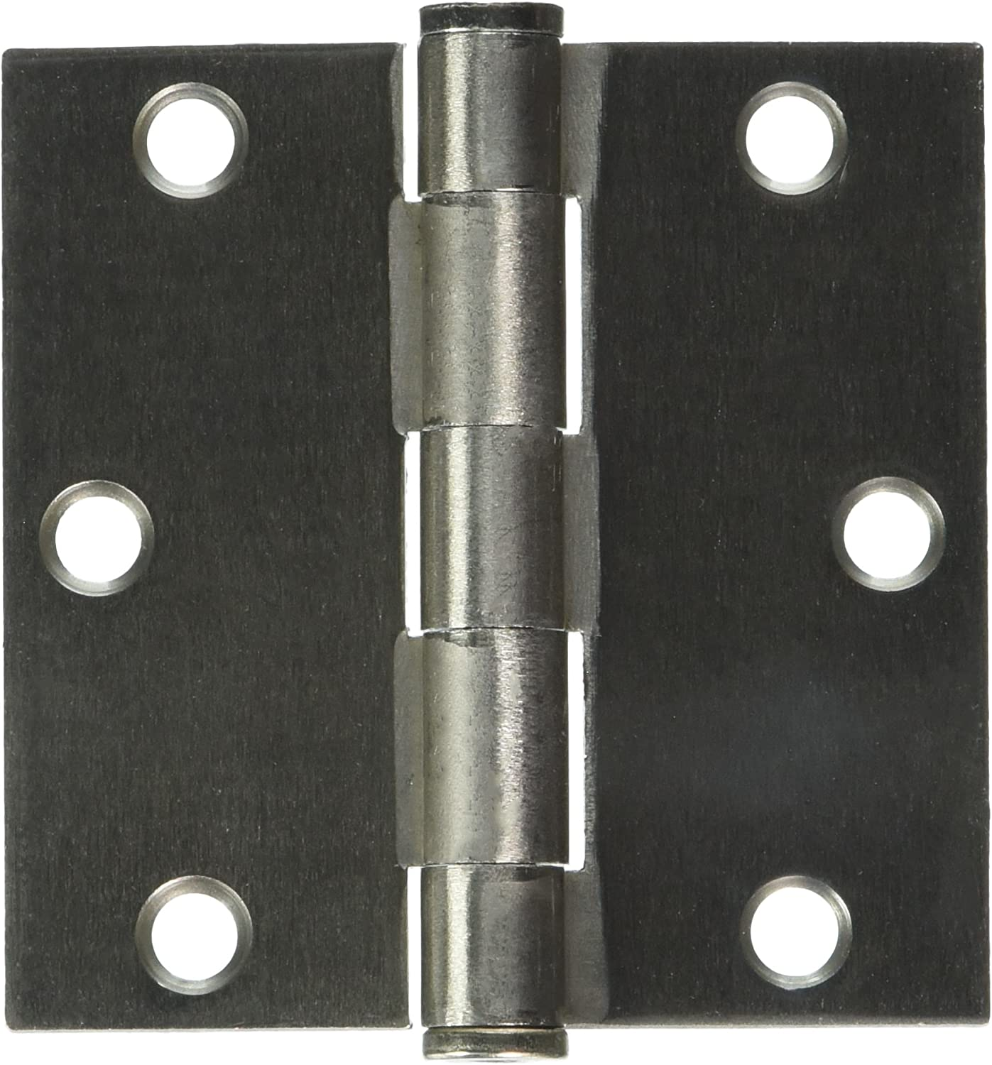 Deltana S35HD3 HD Value Choice for Indoor Applications Steel 3 1//2-Inch x 3 1//2-Inch Square Hinge