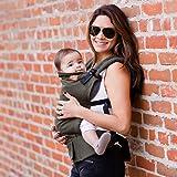 Baby Tula Ergonomic Baby Carrier - Olive