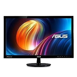Asus VS239H-P 23-Inch Full HD 1920x1080 IPS HDMI DVI VGA Back-lit LED Monitor