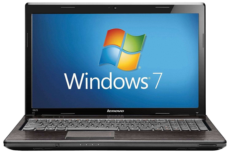 Lenovo G570 15 6 inch Laptop (Core i5-2410M, RAM 4GB, HDD 500GB, DVDRW BT,  Windows 7 Home Premium) - Black