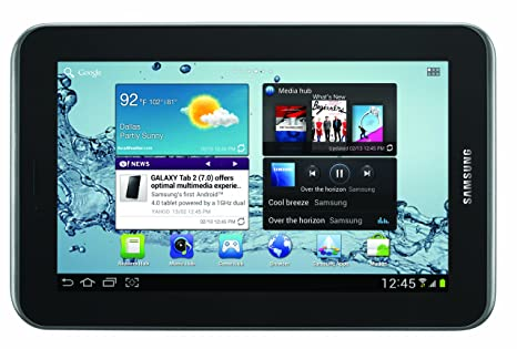 Amazon.com : Samsung Galaxy Tab 2 (7-Inch, Wi-Fi) 2012 Model ...
