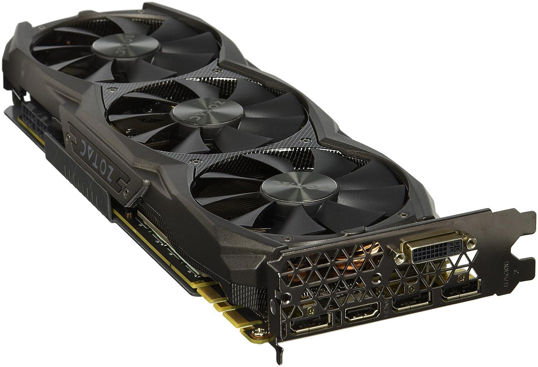 ZOTAC GeForce GTX 980 Ti AMP! - Tarjeta gráfica de 6 GB ...