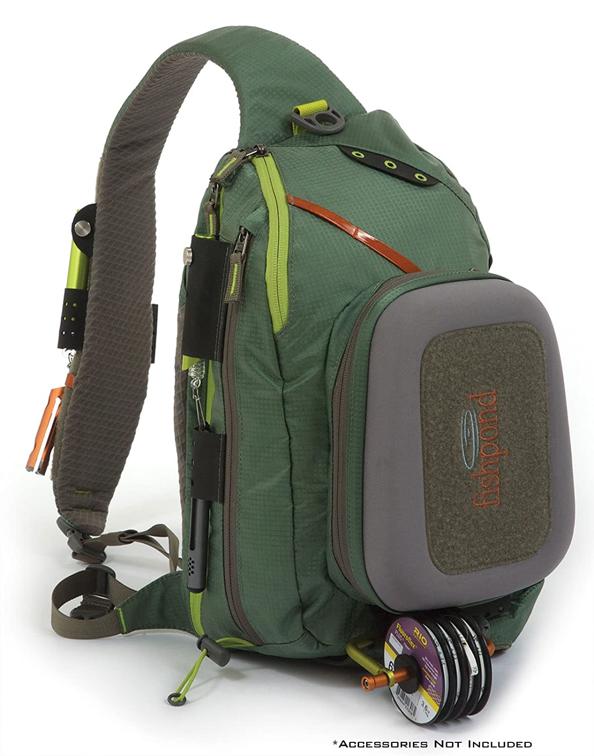 Fishpond Summit Sling Fly Fishing Gear Pack 755918729528 Ebay