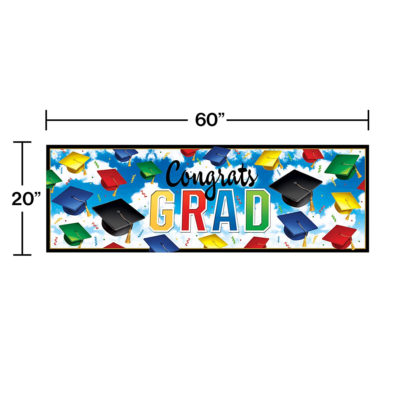 Creative Converting 291971 Banner Multicolor