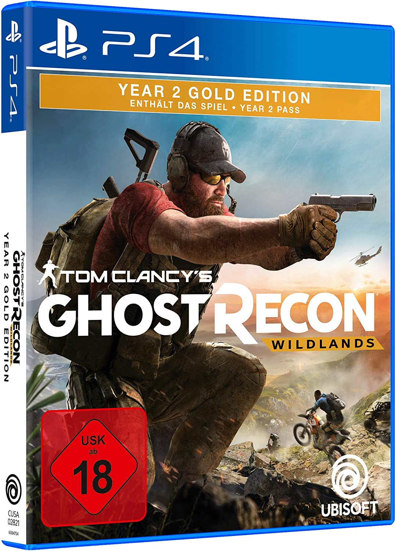 Tom Clancys Ghost Recon Wildlands - Year 2 Gold Edition ...