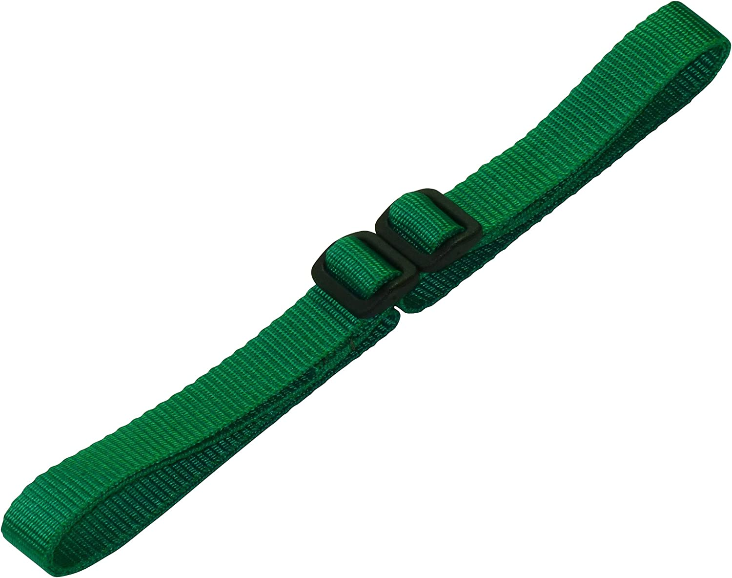 emerald green Benristraps Child Scooter Carry and Pull Strap in a