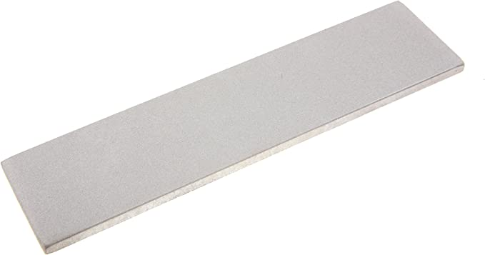 EZE-LAP DD6SF//M 2 by 6 Double Sided Diamond Sharpening Stone SF//M Non Skid Pad