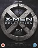 X-Men: Erste Entscheidung (BOX) [8Blu-Ray]+[Blu-Ray 3D] (English audio)